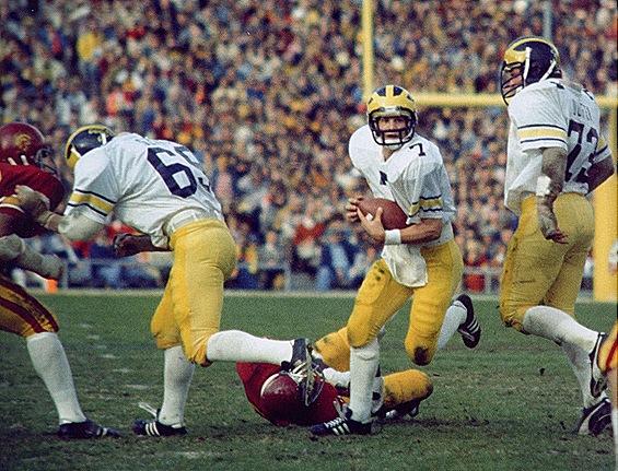 1976 USC Leach