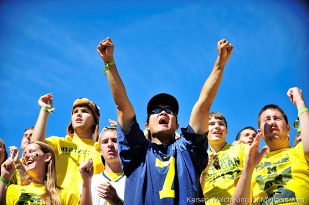 #7 Michigan Fan All-Time