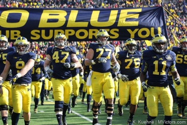 Michigan - The Banner