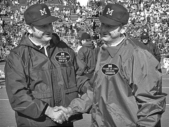 The Two Bo Schembechlers