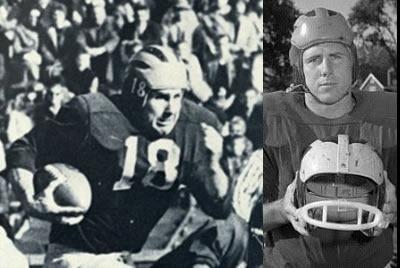 Dennis Franklin - Michigan - Leather Helmet