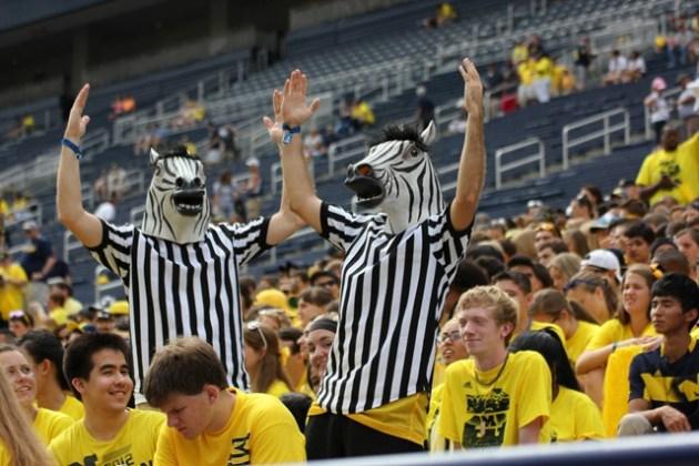 The Zebras Score