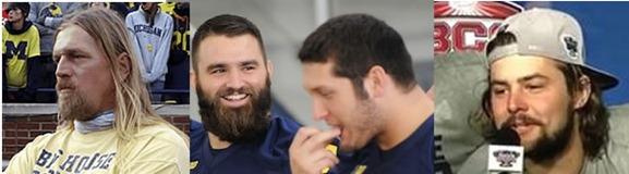 Michigan Beards!