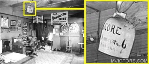 Original Little Brown Jug - Doc Cooke's Office - MVictors.com