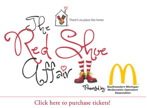 The Red Shoe Affair Ann Arbor