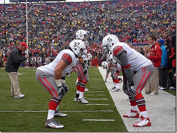 Throwback Ohio State Uniforms