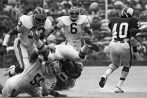 1973 - Michigan vs. Michigan State (East Lansing)