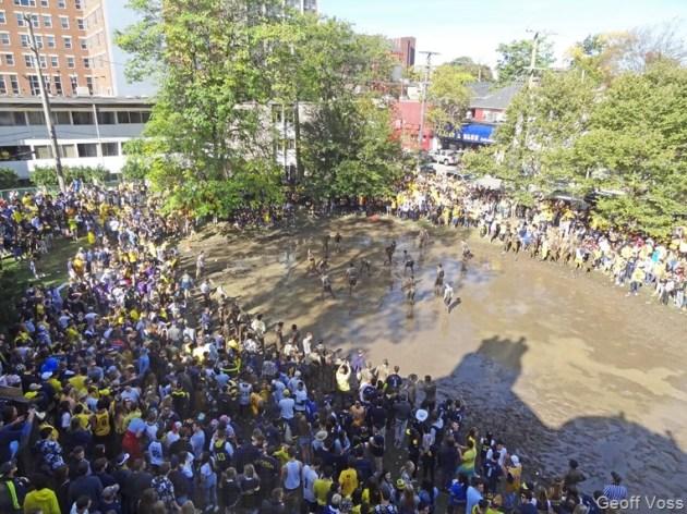SAE Michigan Mudbowl