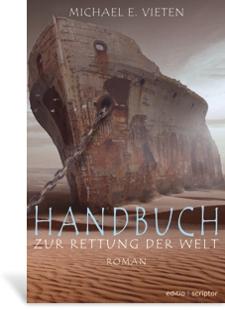 Cover Handbuch zu Rettung der Welt