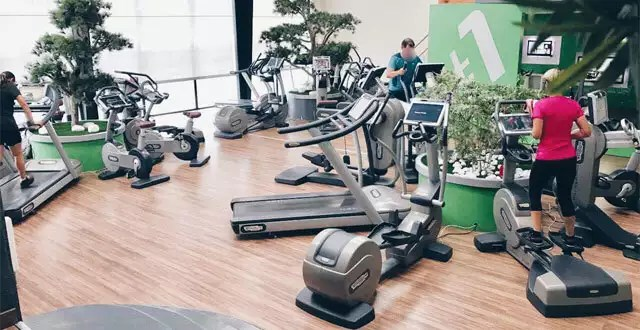 sport makadam fitness saint herblain