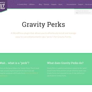 Gravity Perks: Plugin (Engine)