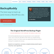 iThemes: BackupBuddy WordPress Plugin