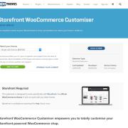 WooThemes – Storefront: WooCommerce Customiser