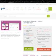 YITH WooCommerce: Badge Management