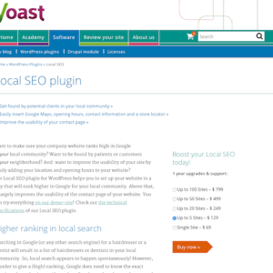 Yoast: Local SEO Premium Plugin