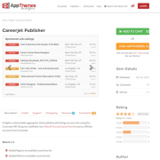 AppThemes: Careerjet Publisher
