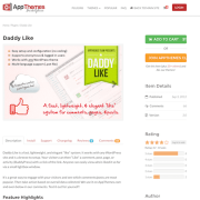 AppThemes: Daddy Like
