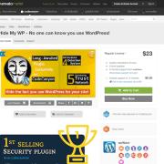 Codecanyon: Hide My WP