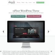 Elegant Themes: 13Floor WordPress Theme