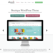Elegant Themes: Boutique WooCommerce Theme
