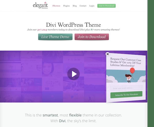 Elegant themes divi wordpress theme mvkoen - Divi elegant theme ...
