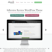 Elegant Themes: InReview WordPress Theme