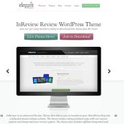 Elegant Themes: InReview WordPress Theme