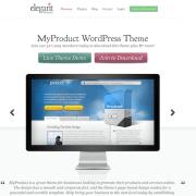 Elegant Themes: MyProduct WordPress Theme