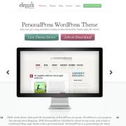 Elegant Themes: PersonalPress WordPress Theme