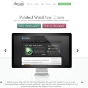 Elegant Themes: Polished WordPress Theme