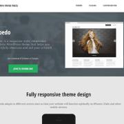 Graph Paper Press: Albedo WordPress Theme