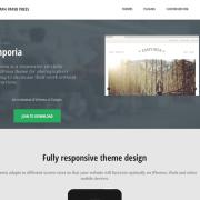 Graph Paper Press: Emporia WordPress Theme