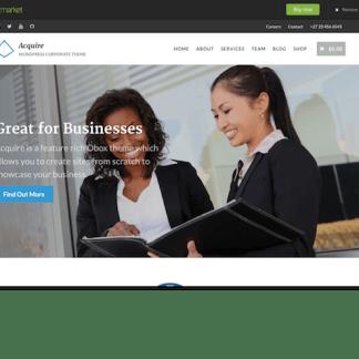 OboxThemes: Capital WordPress Theme