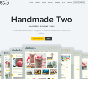 OboxThemes: Handmade Two WordPress Theme