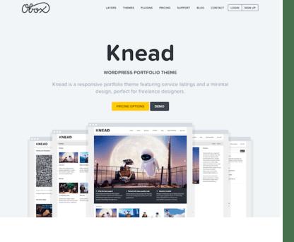 OboxThemes: Knead WordPress Theme