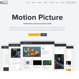 OboxThemes: Motion Picture WordPress Theme