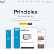 OboxThemes: Principles WordPress Theme