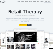 OboxThemes: Retail Therapy Theme