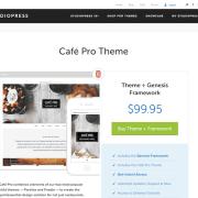 StudioPress: Café Pro Theme