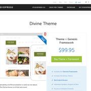 StudioPress: Divine Theme