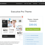 StudioPress: Executive Pro Theme