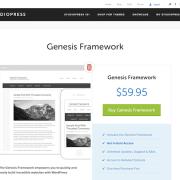 StudioPress: Genesis Framework