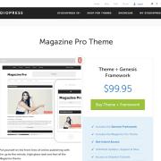 StudioPress: Magazine Pro Theme