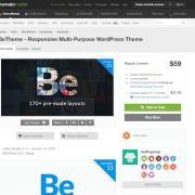 Themeforest: BeTheme