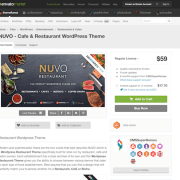 Themeforest: NUVO