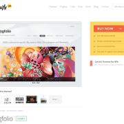 Themify: Blogfolio WordPress Theme