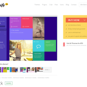 Themify: Stack WordPress Theme
