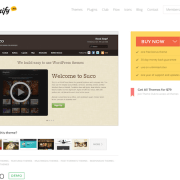 Themify: Suco WordPress Theme