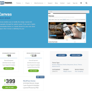WooThemes: Canvas