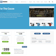 WooThemes: For the Cause